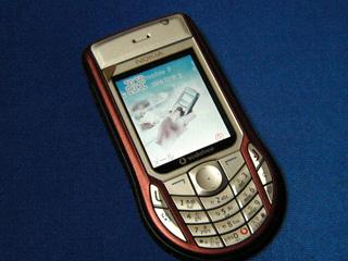 702NK(Nokia6630)
