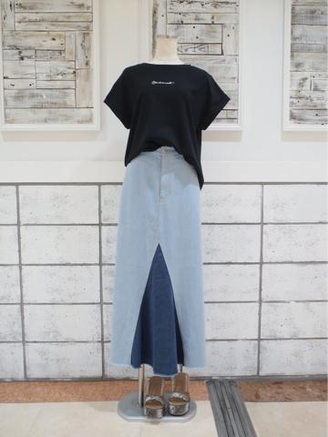 5dcdd17e02c6 ラフになりやすいTシャツとも相性が良く、グッとオシャレ度をアップしてくれますよー!