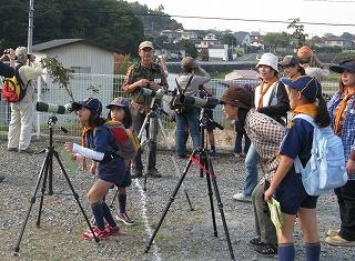 高良山探鳥会