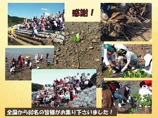 植林プロジェクト