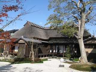 坂本繁二郎生家
