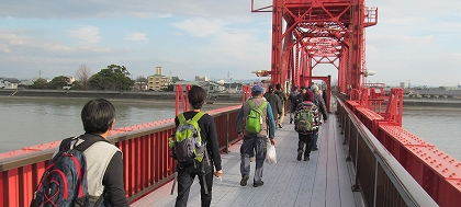 ●IMG_0669昇開橋を渡るkiritori