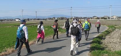 ●IMG_1853大善寺の田園地帯を歩くkiritori