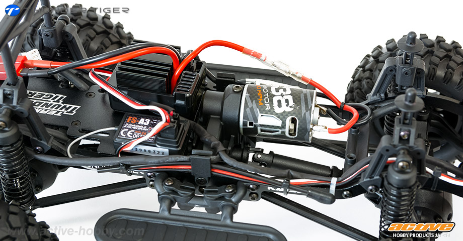 Hilux chassis transmission