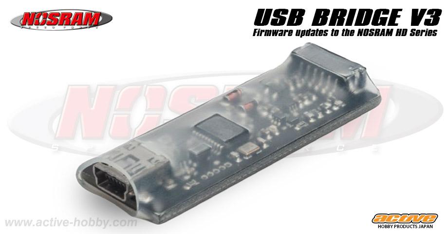 NOSRAM USB ブリッジ