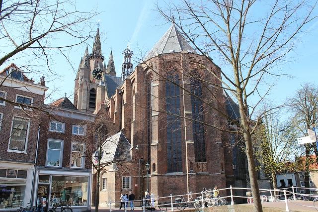 ☆IMG_6985こちらは旧教会ですが後になってフェルメールが眠っていると知りました…とほほ。.jpg