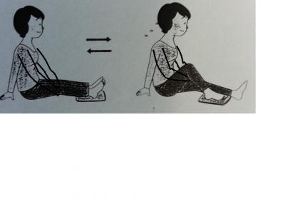 膝のam体操