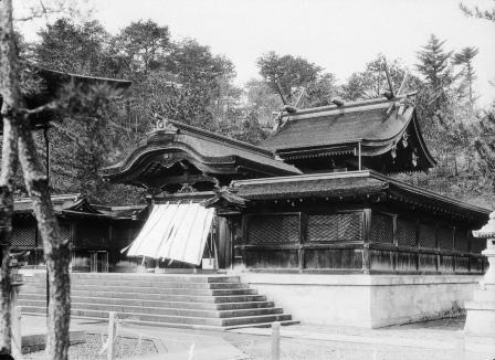 中門(戦前)