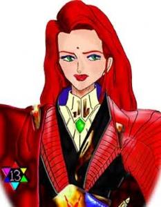 紅の魔女 ヘカテ