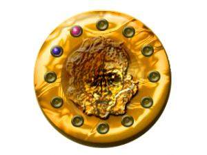 亡者のレリーフ 3 SINFONIAの世界オリジナルのピクチャー素材
