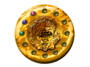 亡者のレリーフ 4 SINFONIAの世界オリジナルのピクチャー素材