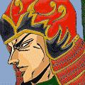 中華風の戦士 SINFONIAの世界オリジナルのフェイス素材