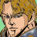 金髪の将軍 SINFONIAの世界オリジナルフェイス素材(大)