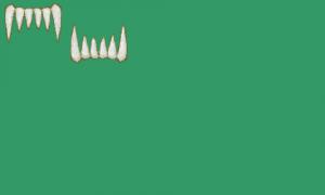 噛み付き攻撃 SINFONIAの世界オリジナル戦闘エフェクト素材