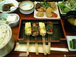 SOYカフェ 豆丁(美福豆丁御膳)