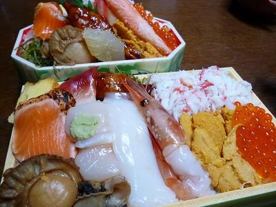 雑魚亭(タカシマヤ北海道展)