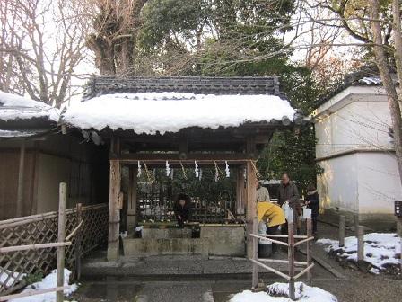 京都三名水の染井.JPG