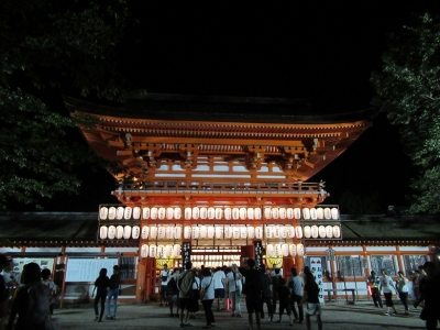 下鴨神社みたらし祭.JPG