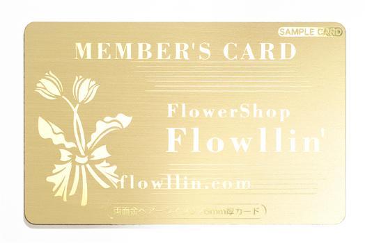 ゴールドカード(2)