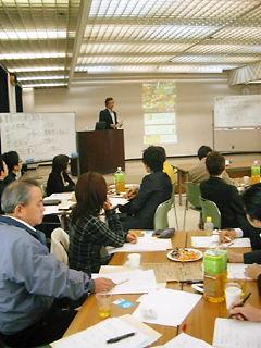 岡崎商工会議所講演全体風景