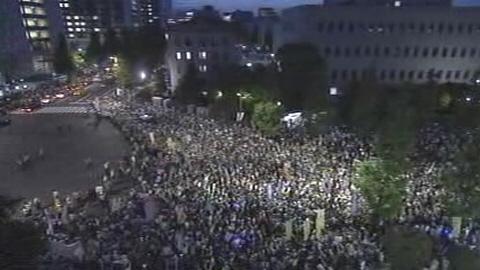 6月29日デモ