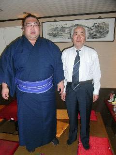 武甲氏とラック社長