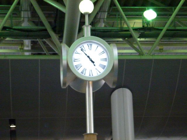 時の広場の時計