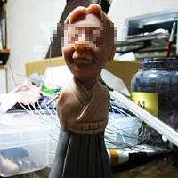 婚礼和装そっくり人形