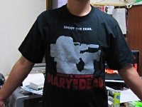 Diary of the Dead Tシャツ
