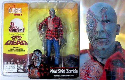 Plaid Shirt Zombie