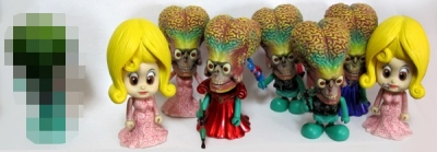 Mars Attacks! (Secret)