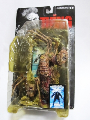 -The Thing- Norris Creature with Spider