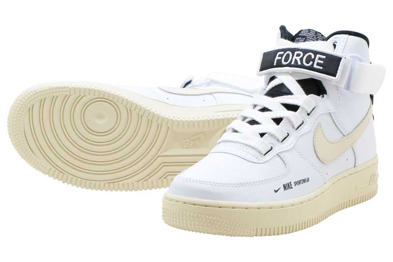 NIKE WMNS AIR FORCE 1 UTILTY AJ7311-100
