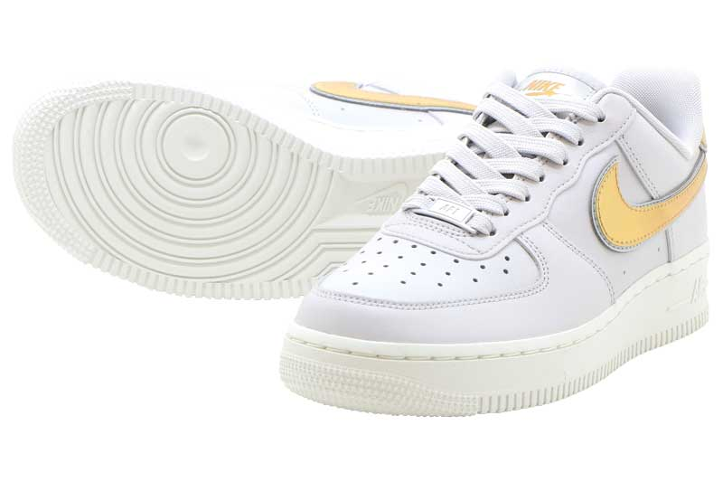 WMNS AIR FORCE 1 07 METALIC ar0642-001