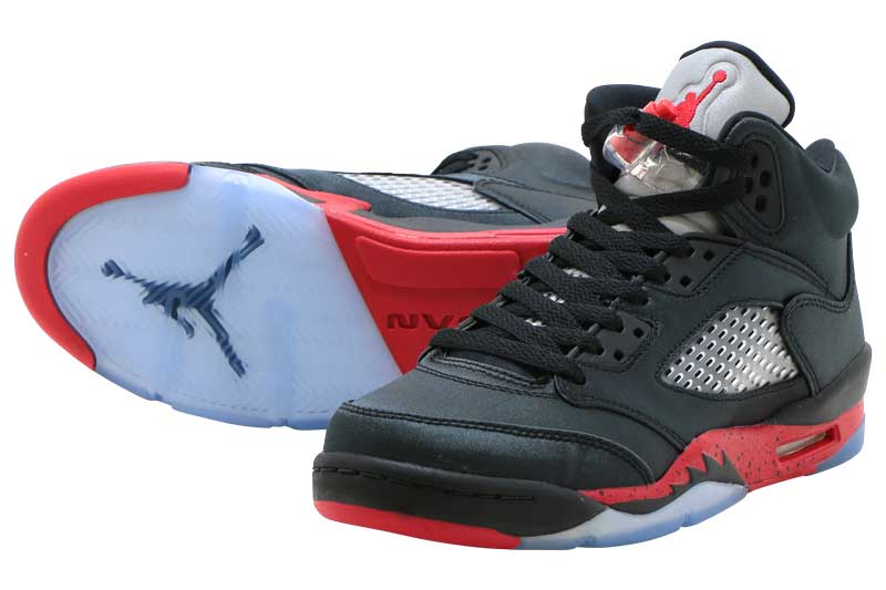 NIKE AIR JORDAN 5 RETRO GS 440888-006