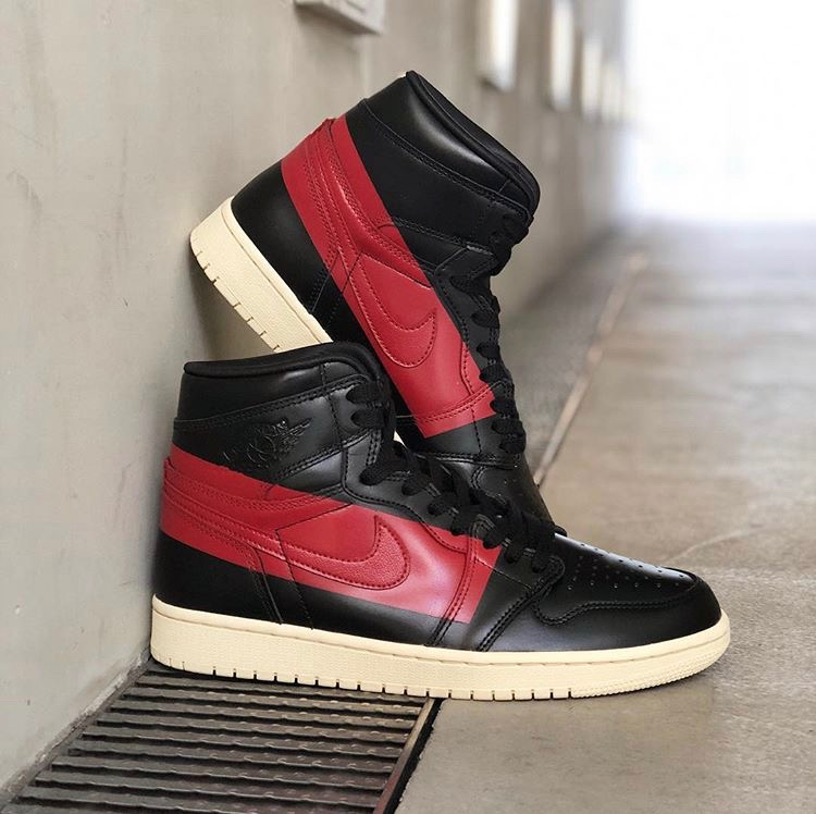 NIKE AIR JORDAN 1 HIGH OG DEFIANT BQ6682-006