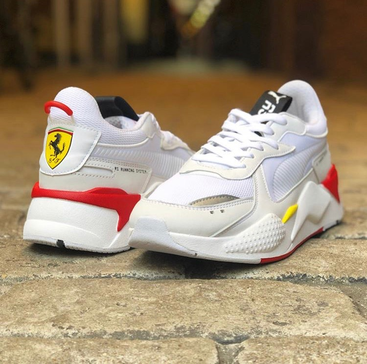 PUMA SF RS-X Trophy Ferrari 370581-01