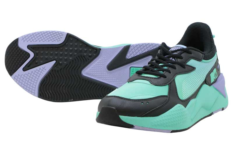 PUMA RS-X TRACKS MTV GDT BLAZE 370939-01