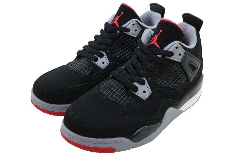 NIKE AIR JORDAN 4 RETRO PS bq7669-060
