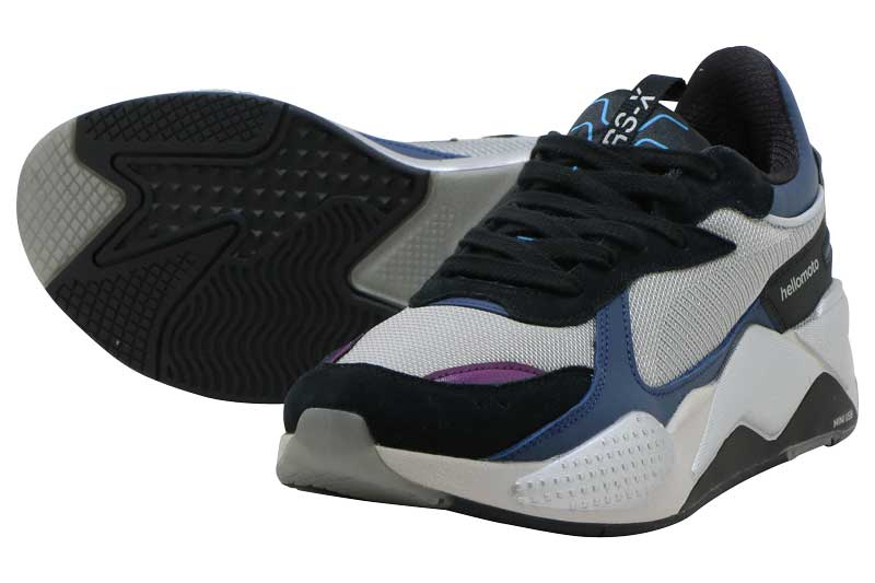 PUMA RS-X TECH MOTOROLA 370272-01