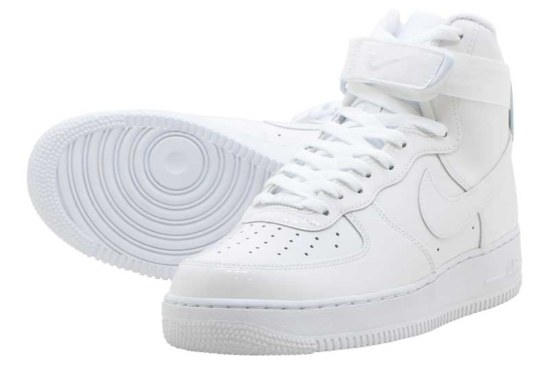 NIKE AIR FORCE 1 HI RETRO QS 743546-107
