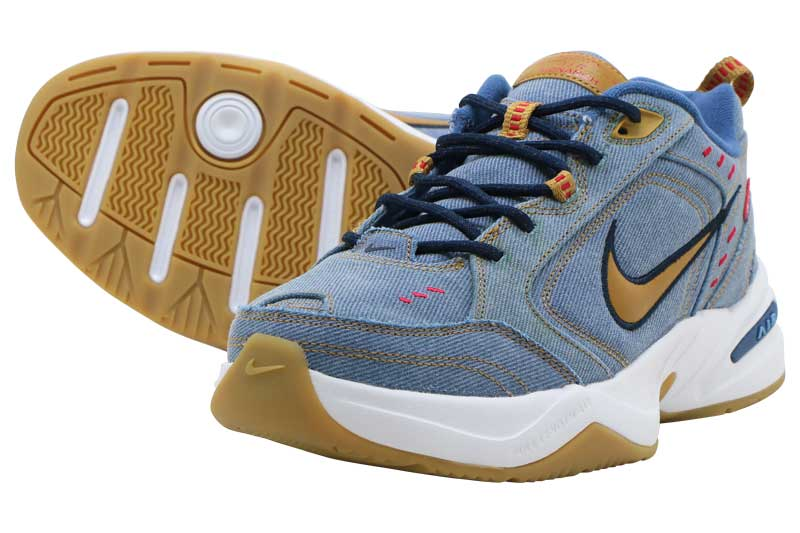 NIKE AIR MONARCH IV PRM av6676-400