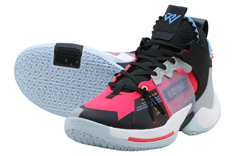 NIKE JORDAN WHY NOT ZERO.2 SE PF GS ck0494-600