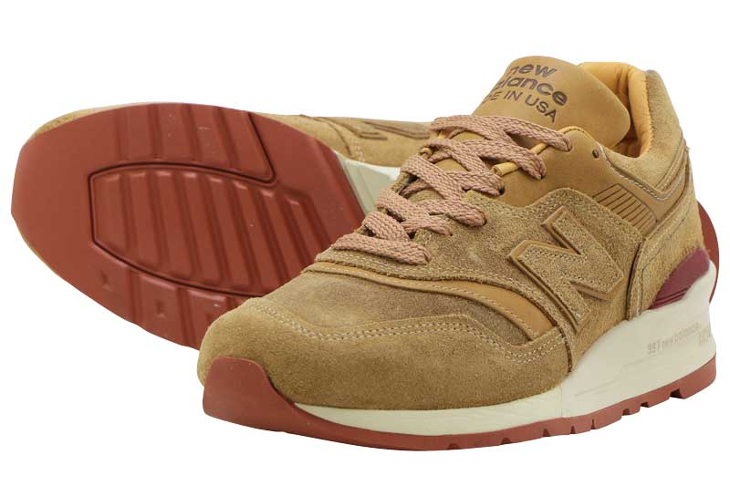 New Balance x RED WING M997 RW M997-RW