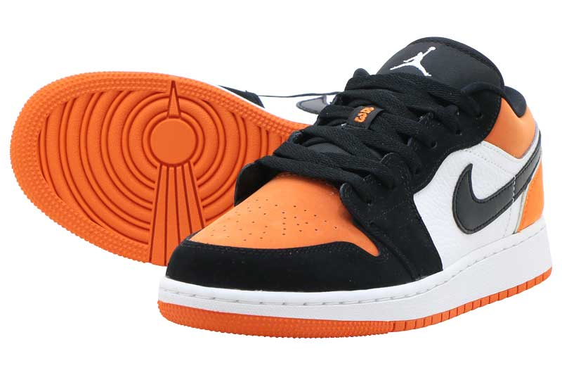 NIKE AIR JORDAN 1 LOW (GS) 553560-128