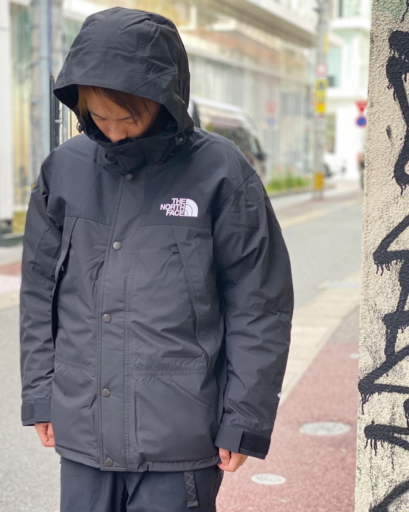 THE NORTH FACE MOUNTAIN DOWN JACKET ND91930-K