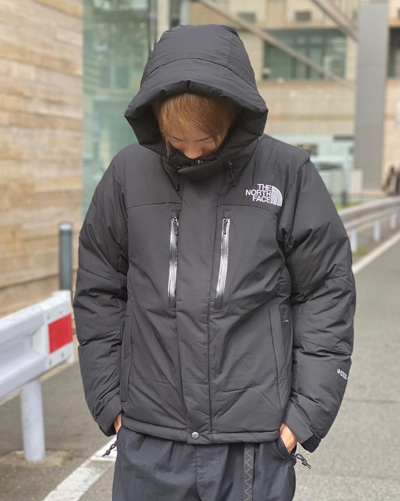 THE NORTH FACE BALTRO LIGHT JACKET ND91950-K
