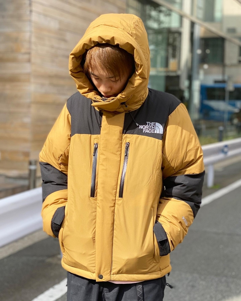 THE NORTH FACE BALTRO LIGHT JACKET ND91950-BK