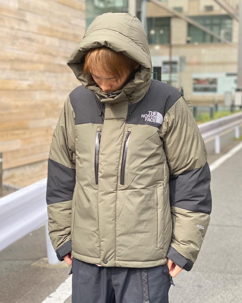 THE NORTH FACE BALTRO LIGHT JACKET ND91950-NT