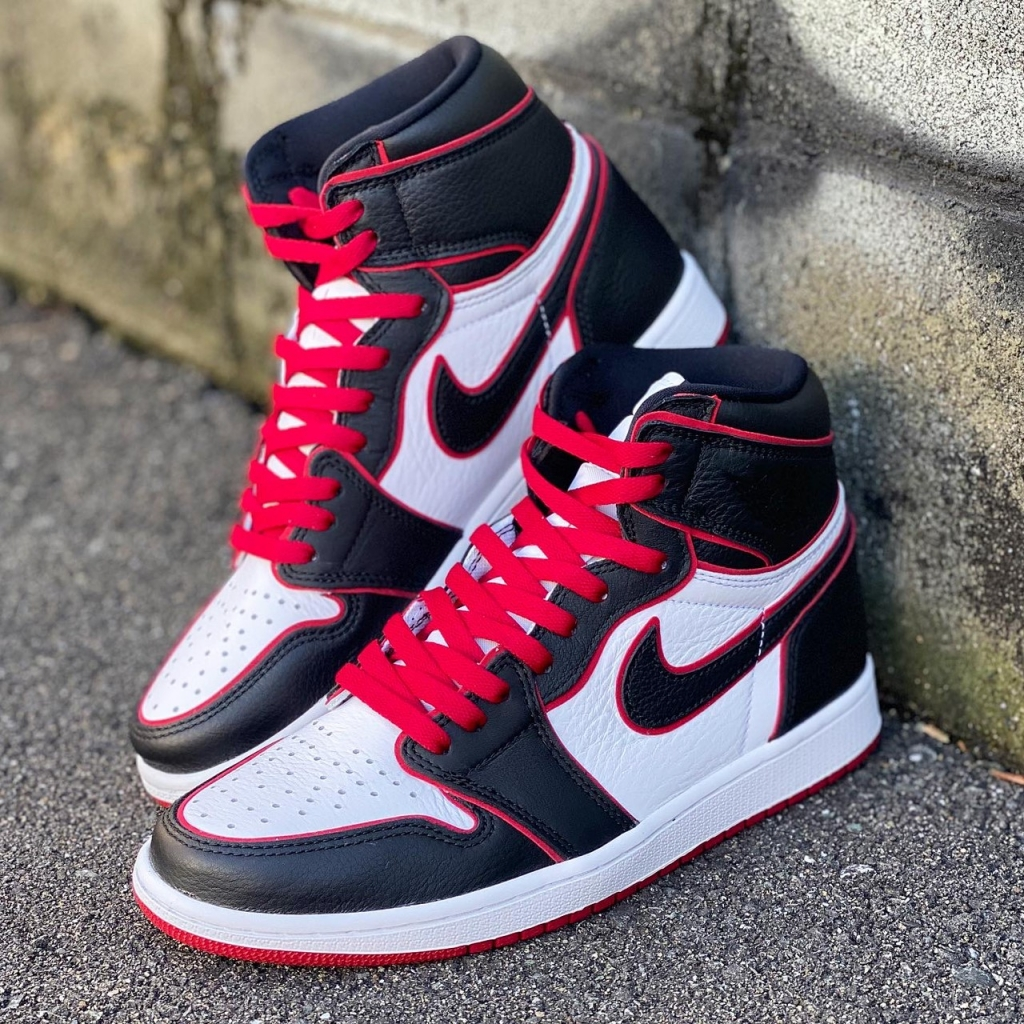 NIKE AIR JORDAN 1 RETRO HIGH OG BG 575441-062